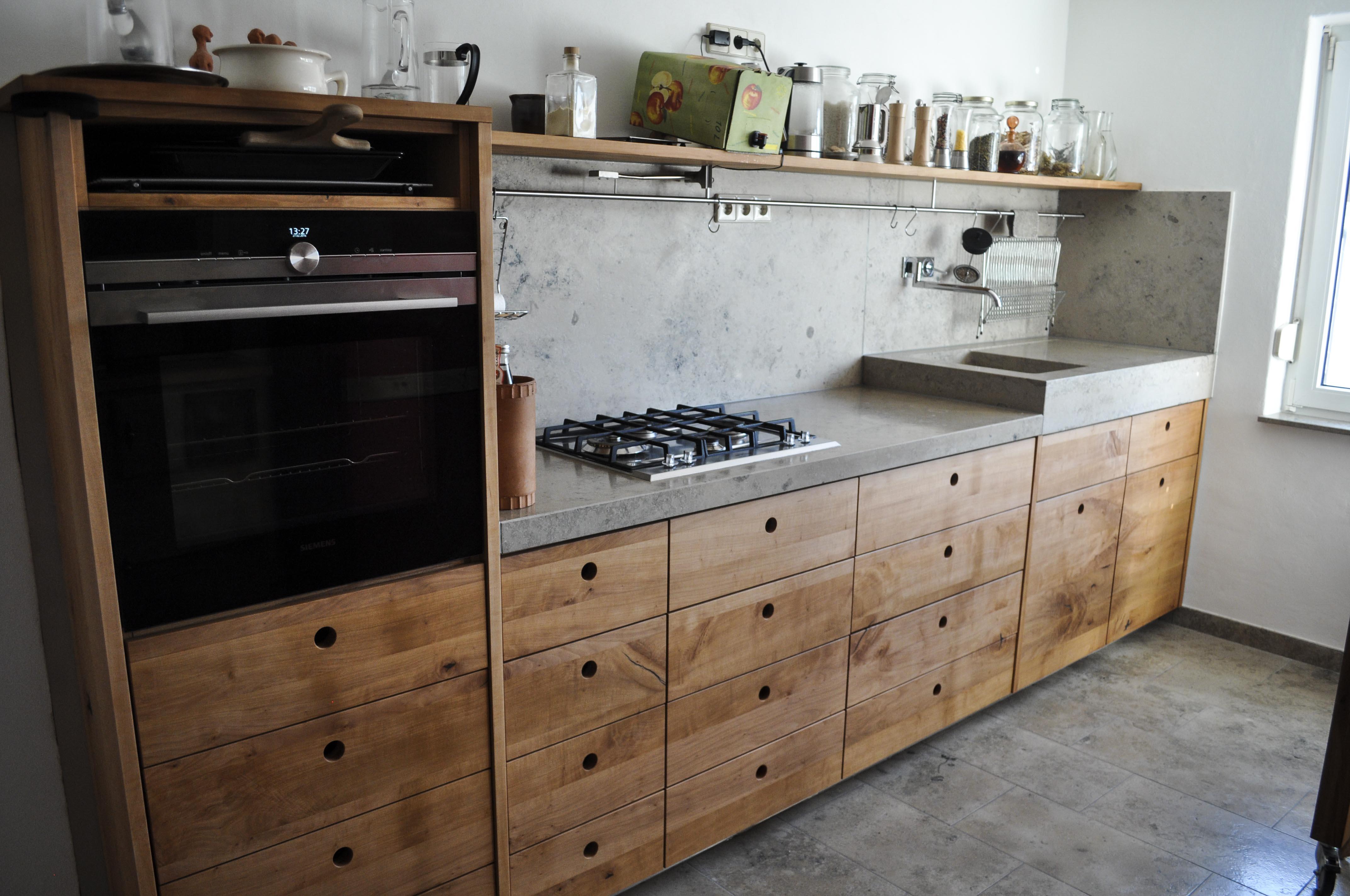 Küche - möbelwerkstatt patrik drath